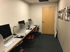 The TeleRehab Suite in the Speech and Hearing Center