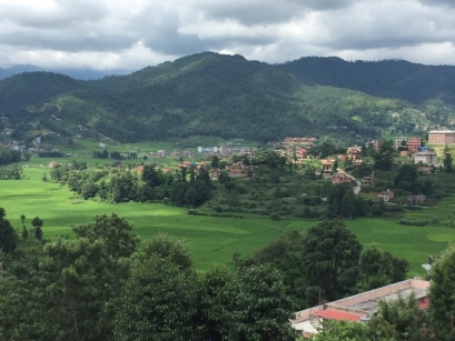 Nepal's beautiful landscape