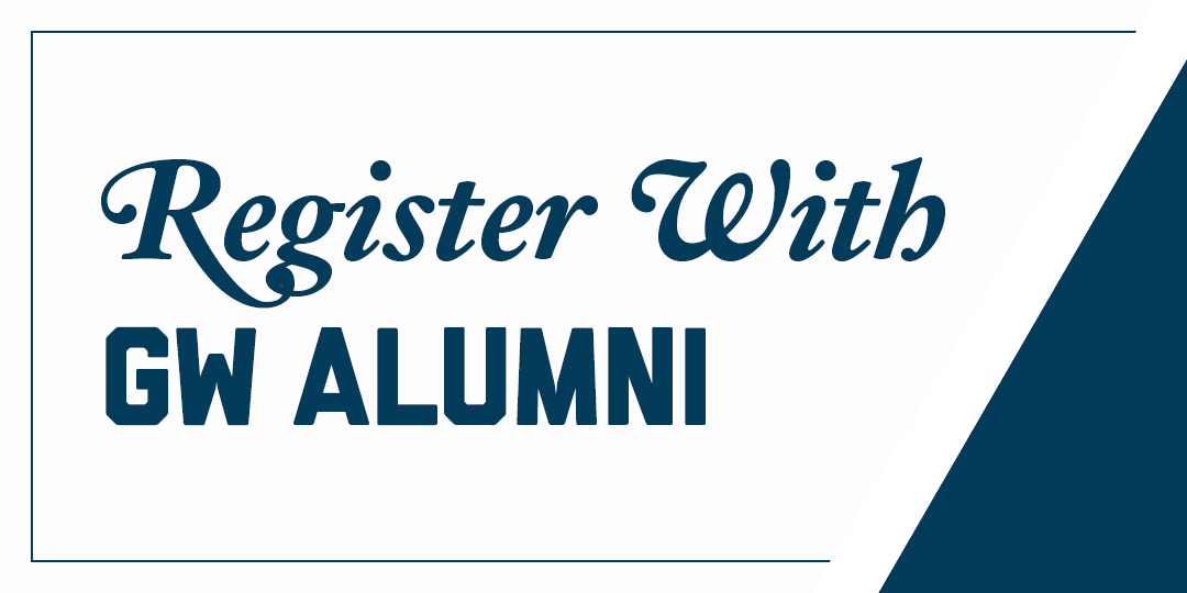 Register With GW Alumni