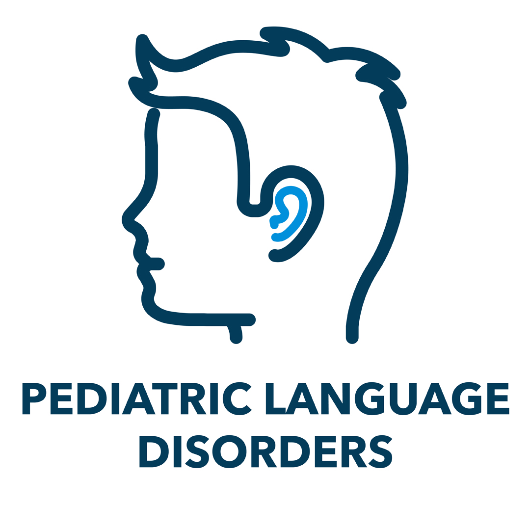 Pediatric Language and Communication Disorders